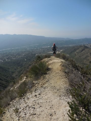 Verdugo Mountains, Deukmejian Wilderness Park, Los Angeles, 60 Hikes Within 60 Miles: Los Angeles, Laura Randall, hikes near Los Angeles