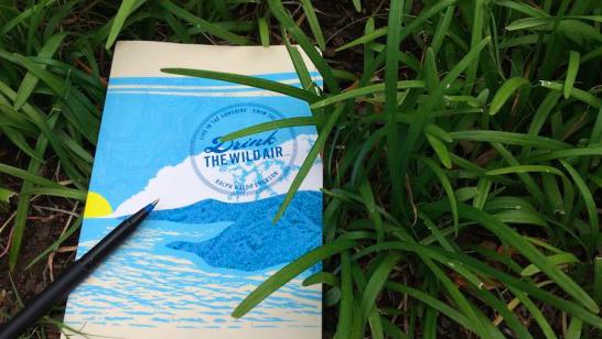 hiking journal