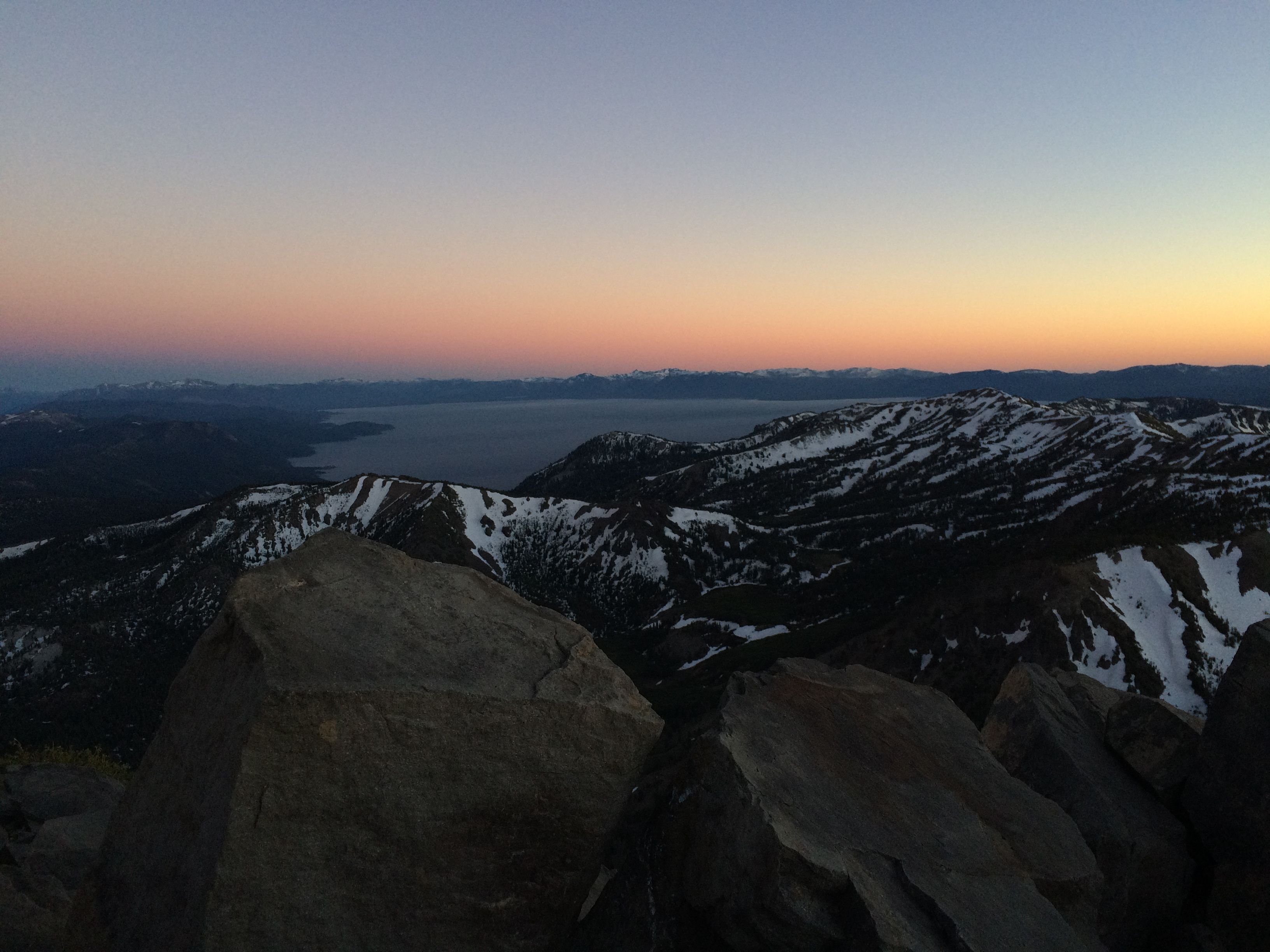 Mount Rose, Mount Rose Summit trailhead, Lake Tahoe, Five-Star Trails: Lake Tahoe, Jordan Summers