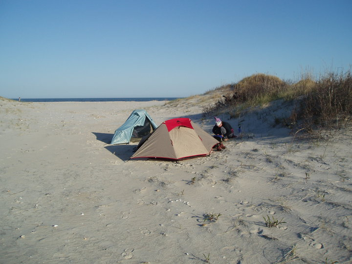 Assateague Island National Seashore: Backcountry Sites, Elk Neck State Park, Best Tent Camping in Maryland, Evan Balkins, Deep Creek Lake State Park, swimming and camping in Maryland