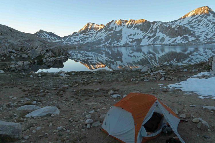 John Muir Trail, JMT, thru-hiking, hiking the Ozarks, packing for a thru-hike,
