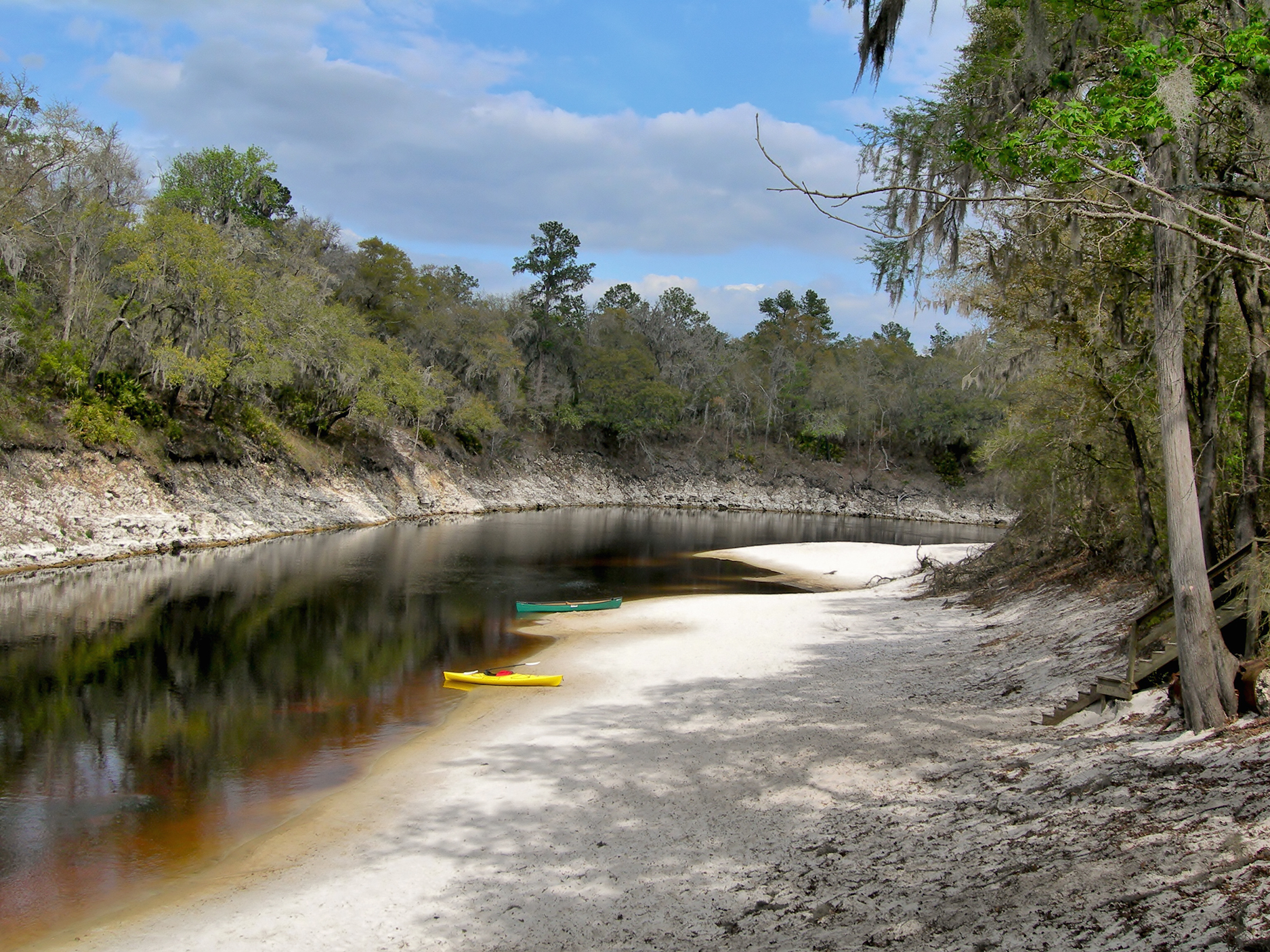 Best Tent Camping: Florida, Florida camping, fall camping