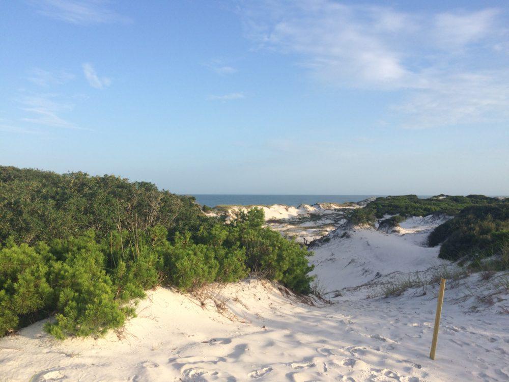St. Joseph Peninsula State Park, Port St. Joe, Florida camping, panhandle camping, fall camping in Florida
