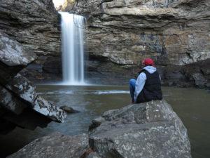 Cedar Falls, Petit Jean State Park, Arkansas