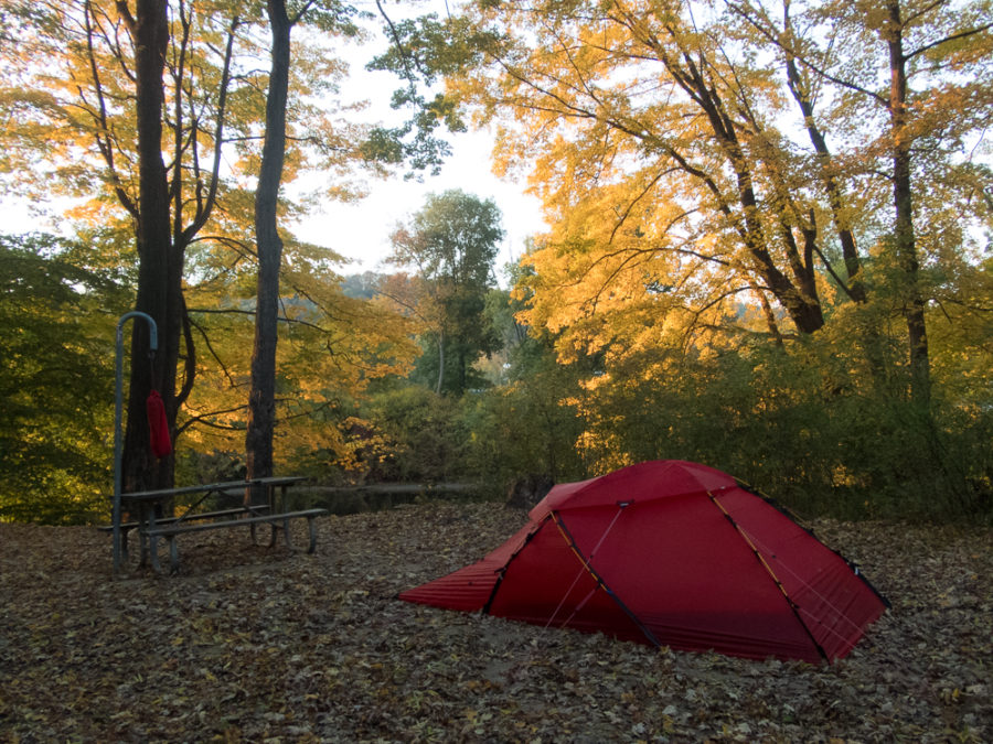 Best Tent Camping: New Jersey, Matt Willen, Worthington State Forest, New Jersey camping