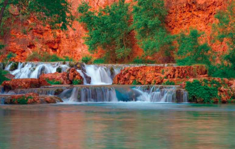 Alaska Highway, Havasupai, Five Star Trails: The Ozarks, Mount Whitney, Bend