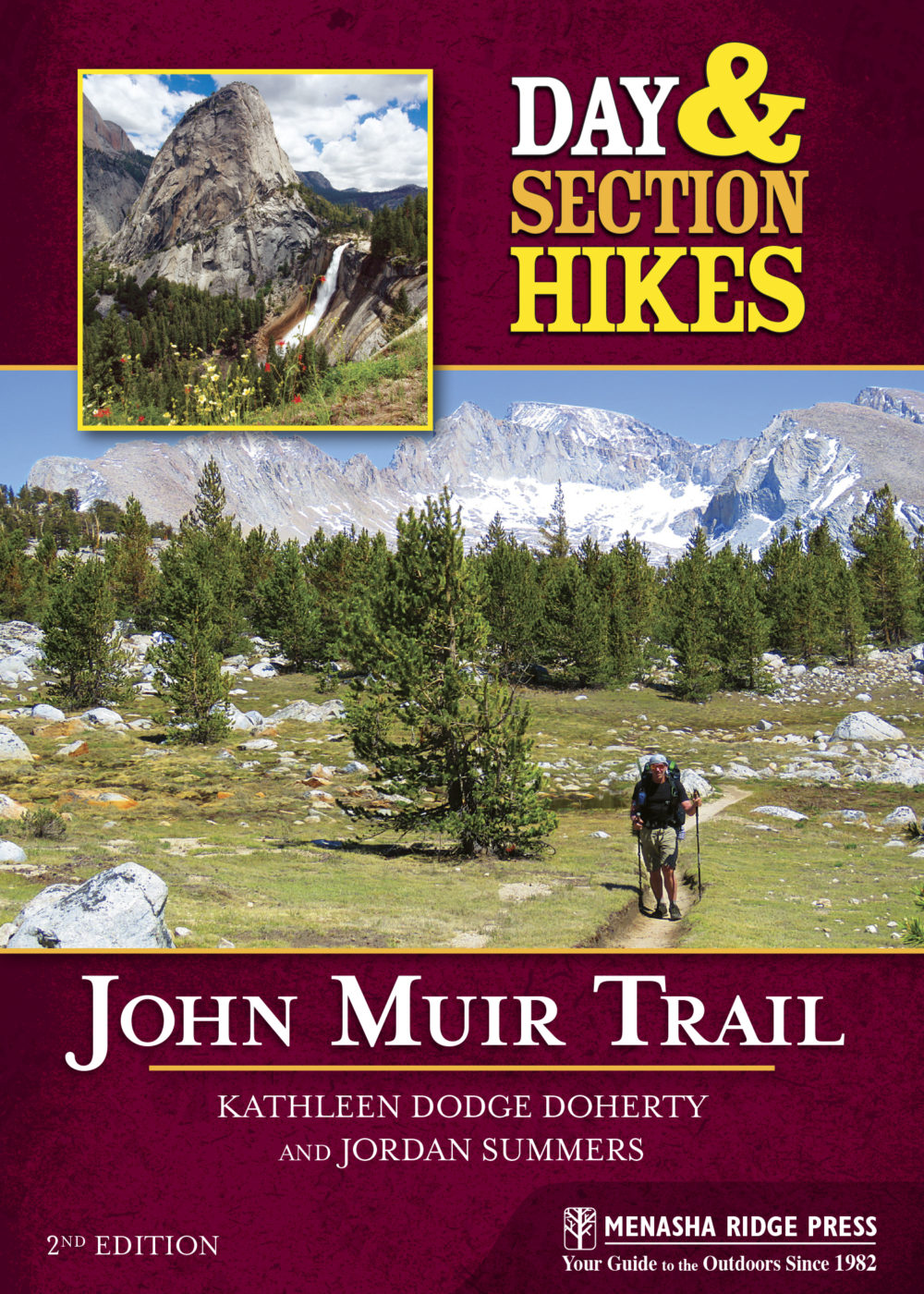 John Muir Trail, section hiking the JMT