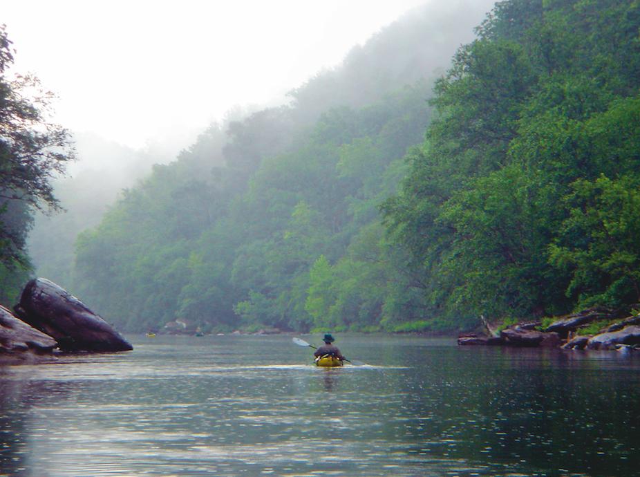 Canoeing and Kayaking Kentucky, Johnny Molloy, kayaking in Kentucky, paddling and breweries in Kentucky
