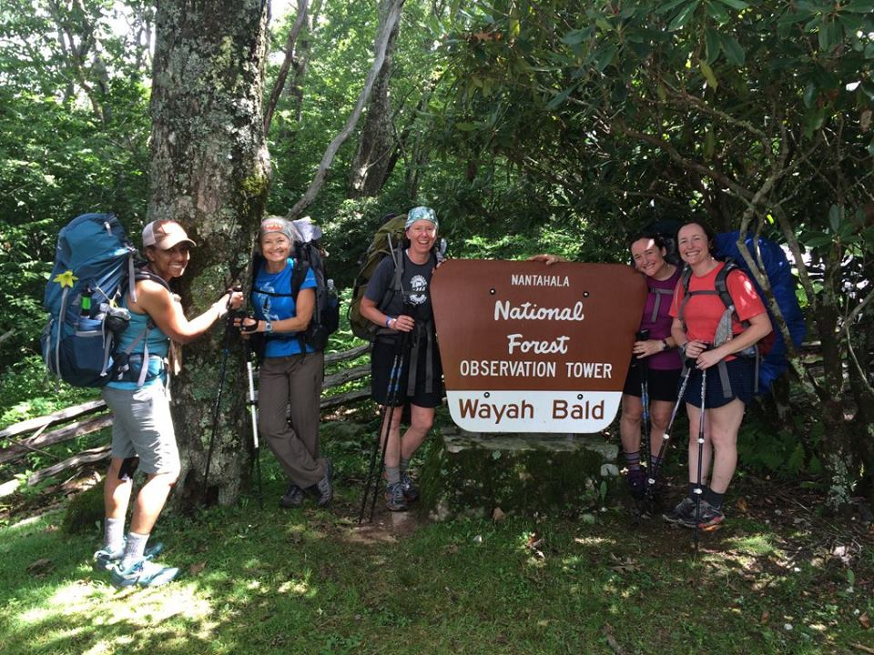Women of the White Blaze, Menasha Ridge Press, Birmingham women hiking Appalachian Trail, Appalachian Trail
