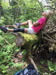 Women of the White Blaze, Menasha Ridge Press, Birmingham women hiking Appalachian Trail, Appalachian Trail