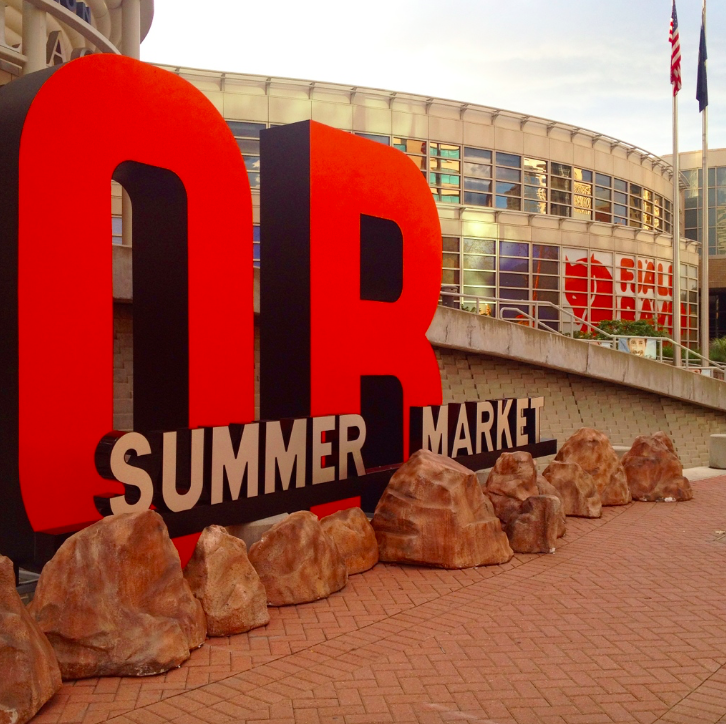 Outdoor Retailer, Outdoor Retailer Summer Market, Menasha Ridge Press