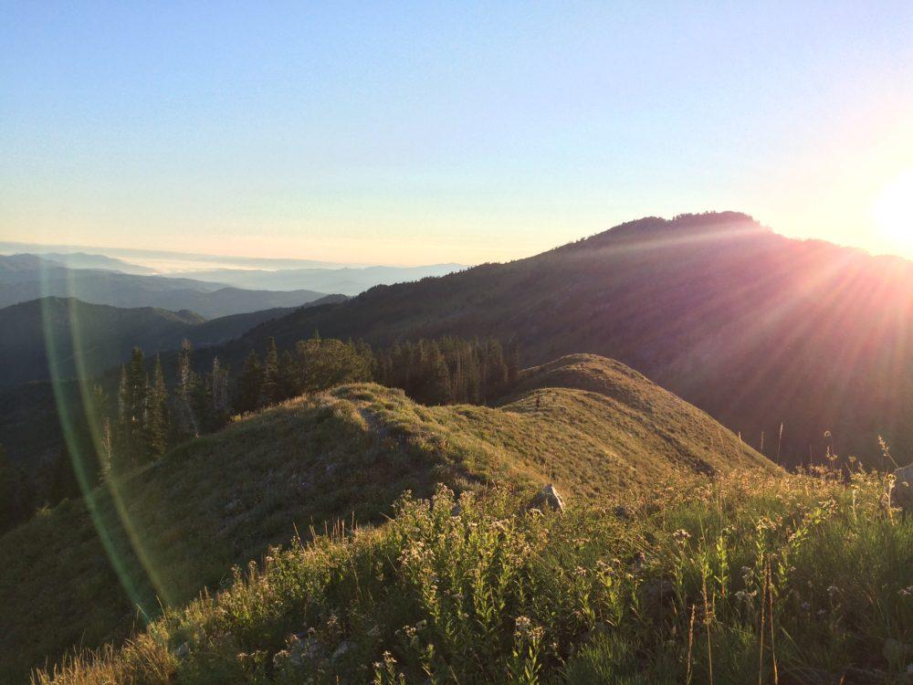 Summits in Salt Lake City, Outdoor Retailer, Menasha Ridge Press