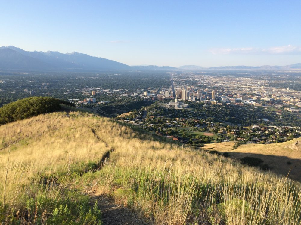 Summits in Salt Lake City, Outdoor Retailer, Menasha Ridge Press