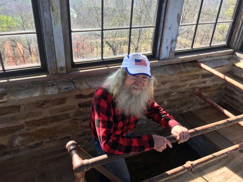 Nimblewill Nomad, Ten Million Steps, Ozark Highland Trail Association