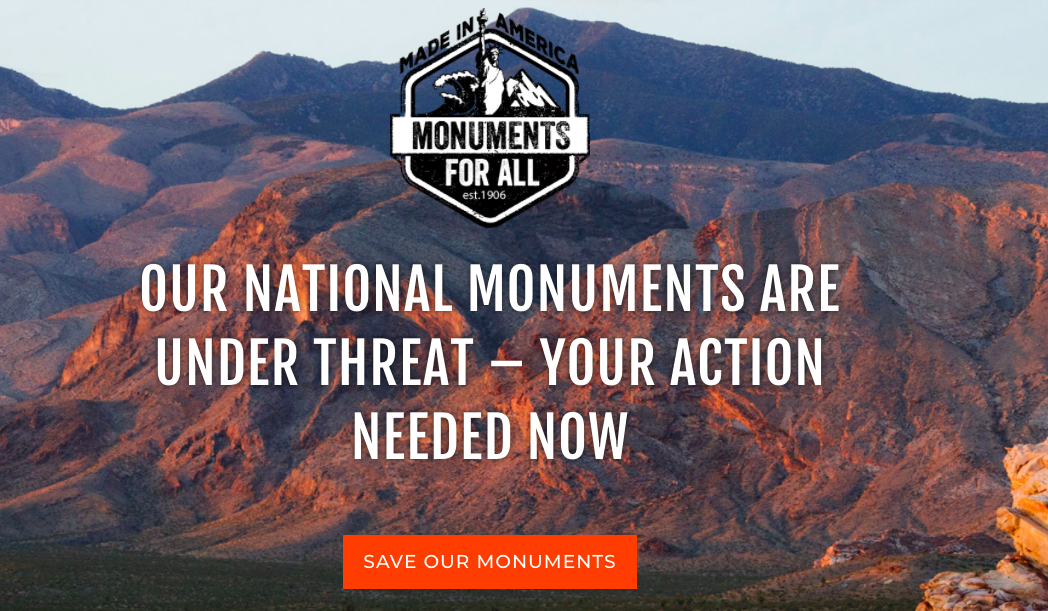 How to protect our national monuments