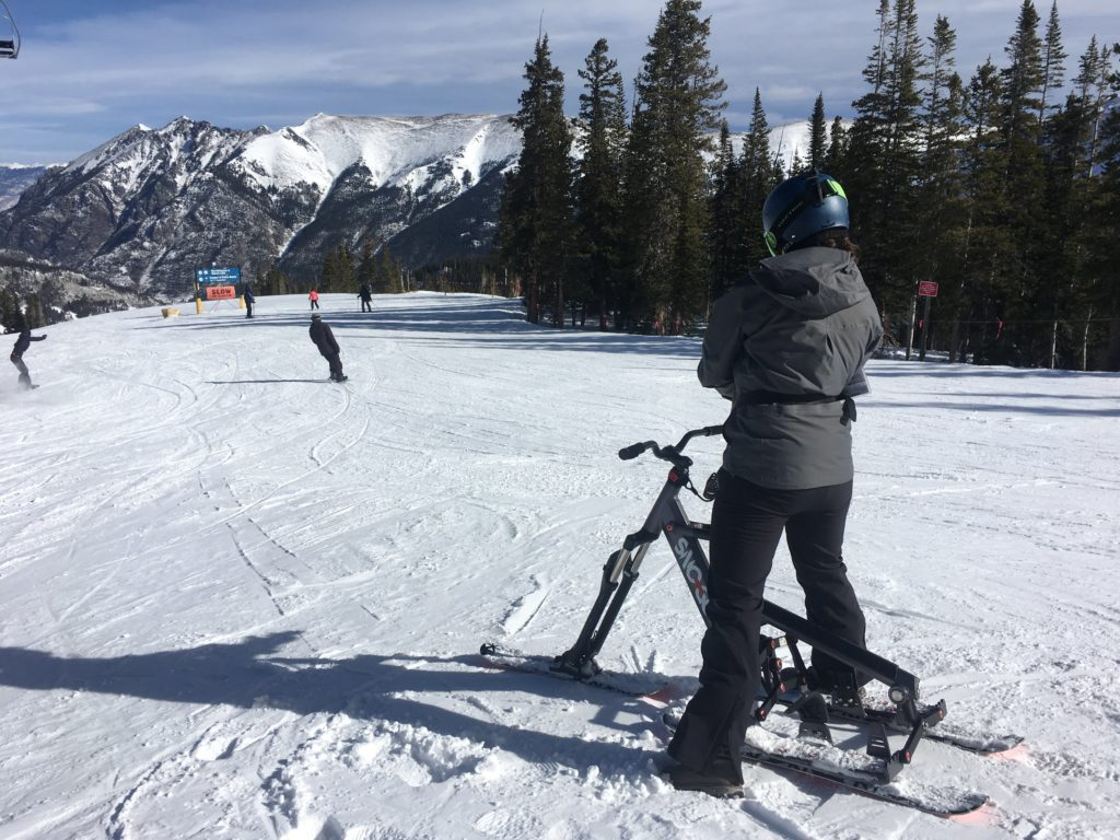 SIA, On-Snow Demo, Outdoor Retailer, Copper Mountain, Sno-Go