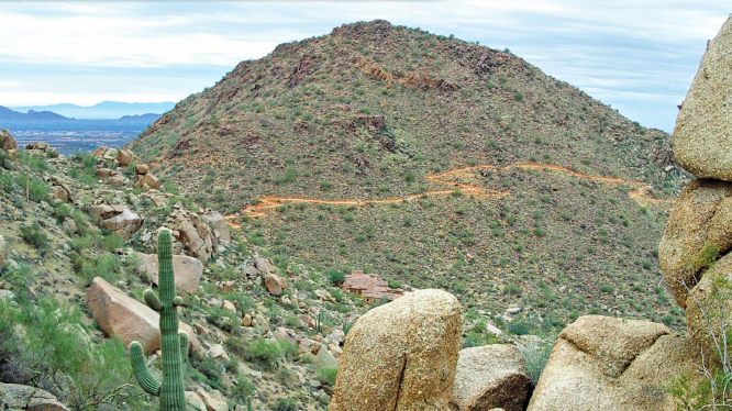 Easy hikes in Phoenix, 60 Hikes Within 60 Miles: Phoenix