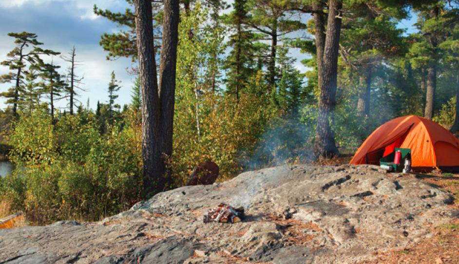 Best Tent Camping: Minnesota, Minnesota camping, Tom Watson