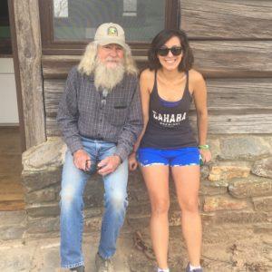 Nimblewill Nomad, Jennifer Pharr Davis, Alabama Pinhoti Trail, Menasha Ridge Press