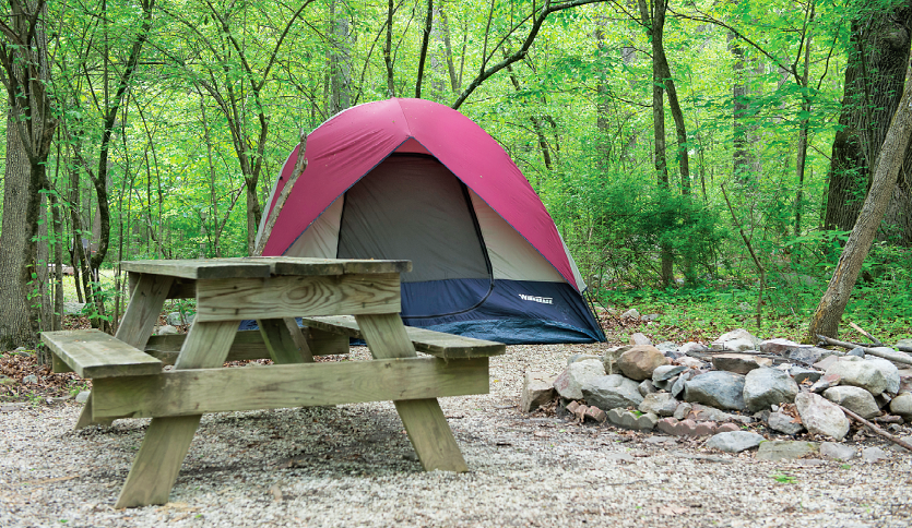 Best Tent Camping: New Jersey, Matt Willen, Menasha Ridge Press