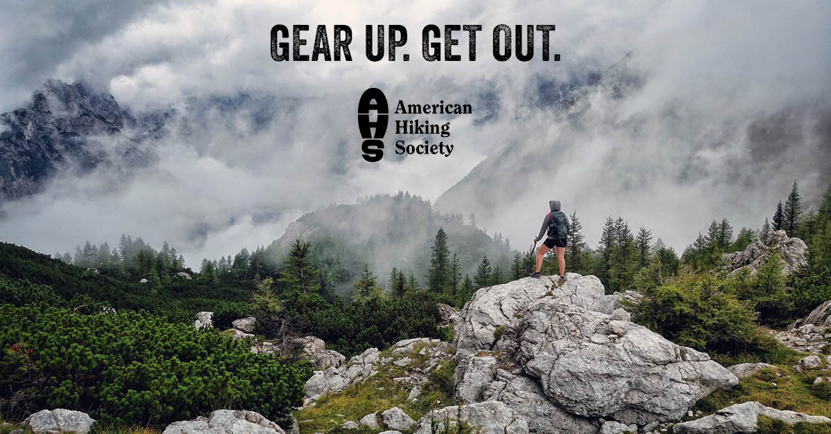 Gear Up Get Out, American Hiking Society, Menasha Ridge Press