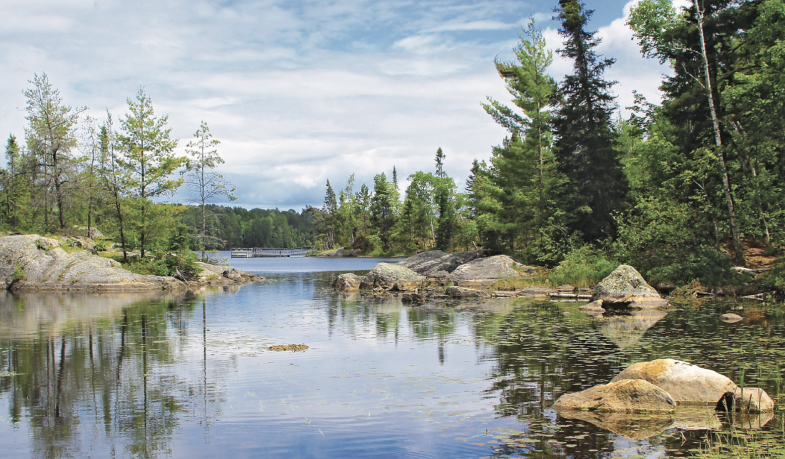 Minnesota camping, secluded places to camp in Minnesota