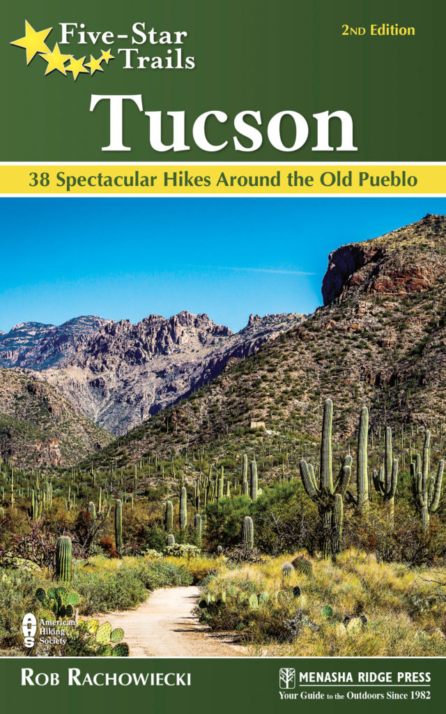Tucson Hiking book