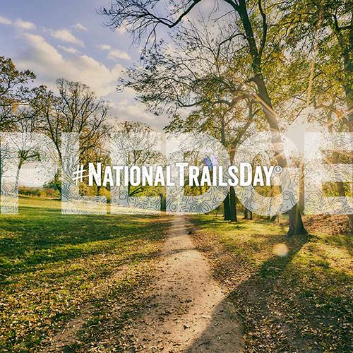 National Trails Day Pledge
